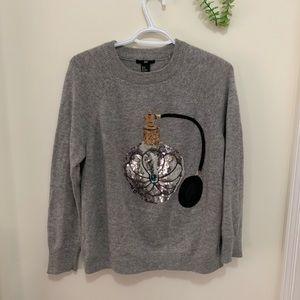 H&M Fun Fashion Grey Sweater